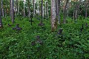 Kummistu kalmistu