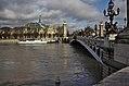 26-Jan-2018 Crue de la Seine - Pont Alexandre 3 - Paris 4.jpg