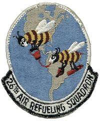 26th Air Refueling Squadron Emblem - 4