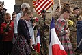 29th Infantry Division at ceremony honoring World War II, France in 2017.jpg