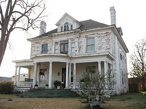 National Register of Historic Places listings in Leflore County, Mississippi - Image: 308 Lamar Street, Greenwood, MS in 2011