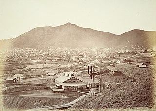 California Saw Mill, Virginia City