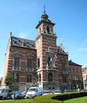 Anderlecht - Anderlecht Town Hall