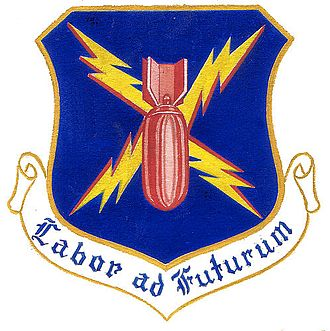 452nd Operations Group - Emblem of the 452d Bombardment Group