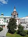 4734. Moscow. Belfry of the Znamensky Monastery.jpg