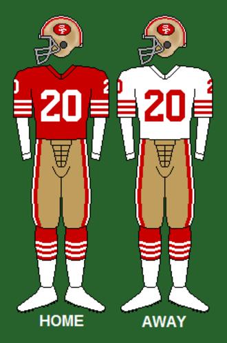 1979 San Francisco 49ers season - Image: 49ers 76 83