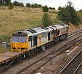 60013 and 66094 , Chesterfield.jpg
