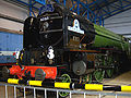 60163 Tornado 15 March 2009 National Railway Museum York pic 1.jpg