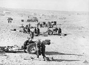 6 inch howitzers Tobruk Jan 1941 AWM 005610