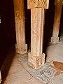 7th century Vishwa Brahma Temples, Alampur, Telangana India - 41.jpg