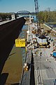 87j119 1200-foot lock at McAlpine under repair (8004767049).jpg