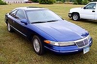 93 Lincoln Mark VIII (9674876061).jpg