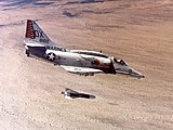 A-4M Skyhawk of VMA-324 dropping AGM-62 Walleye.jpg