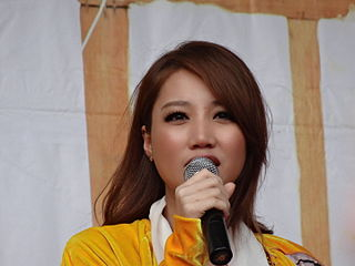 A-Lin Taiwanese singer and songwriter