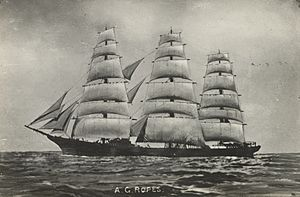 A.G. Ropes (ship, 1884) - SLV H99.220-4373.jpg