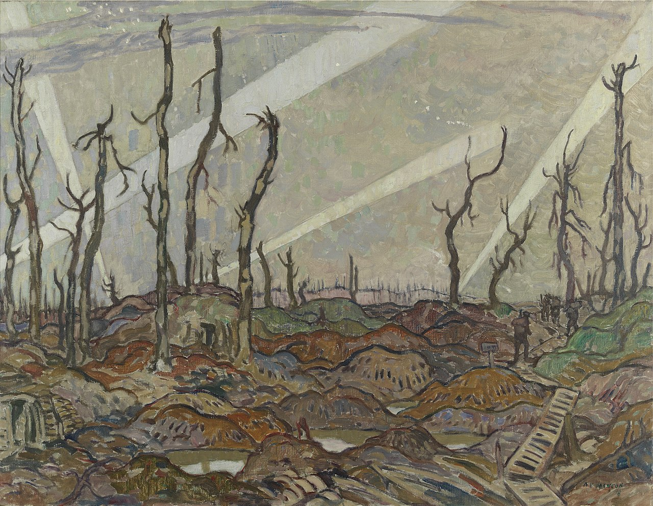 essay on passchendaele The battle of passchendaele officially known as the third battle of ypres, passchendaele became infamous not only for the scale.