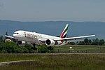 A6-EBQ Boeing B777-36N-ER - UAE (26717882824).jpg