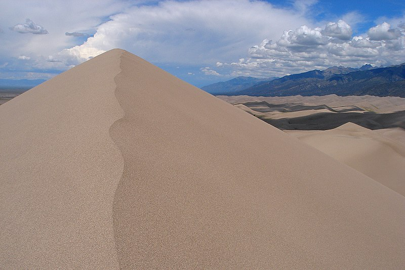File:A606, Star Dune, Great Sand Dunes National Park, Colorado, United States, 2008.jpg