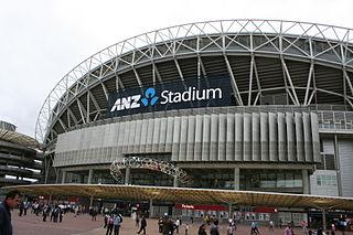 Sydney Olympic Park Suburb of Sydney, New South Wales, Australia