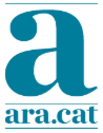 Ara (newspaper) - Image: ARA 2010 11 28 Logotip