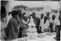 ASC Leiden - Coutinho Collection - 10 14 - Chico Mendes' marriage in Ziguinchor, Senegal - Wedding cake - 1973.tiff