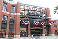 AT&T Park Willie Mays Gate 2010-12.JPG