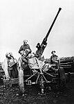 A 40mm Bofors anti-aircraft gun and crew near Douai, France, November 1939. O327.jpg