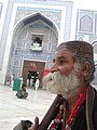 A Baba in Shrine of Lal Shahbaz Qalandar.jpg
