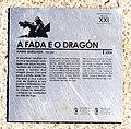 A Fada e o Dragón, placa, Vigo.JPG