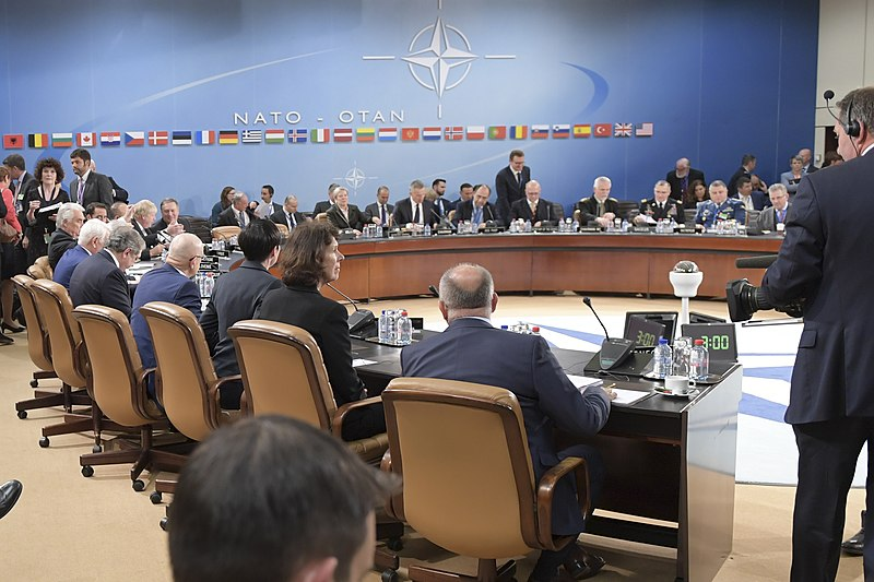 File:A NATO Foreign Ministerial Underway in Brussels (41029407124).jpg