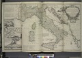 A new map of Italy, distinguishing all the sovereignties in it, ... NYPL1630452.tiff
