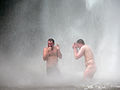 A shower in the upper fall-2.jpg