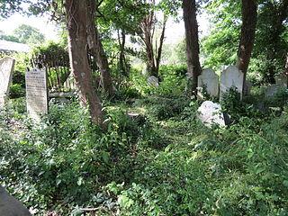 Congregationalist Cemetery, Ponsharden