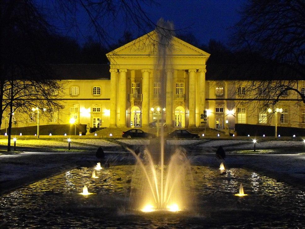 Aachen Neues Kurhaus