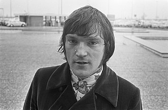 Brian Auger - Auger at Amsterdam Airport Schiphol, 1968