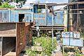 Abandoned Train at Janakpur station, Nepal Railways--IMG 7919.jpg