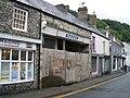 Abandoned shops, Stryd Fawr, Bangor - geograph.org.uk - 1411736.jpg