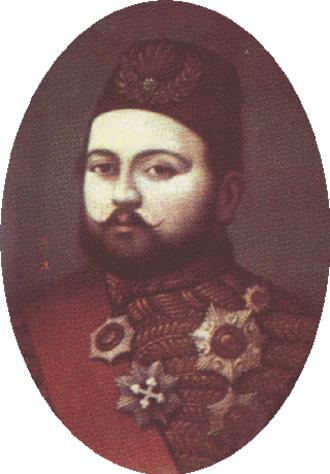 Abbas I of Egypt - Image: Abbas I1
