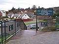 Access steps from Main Street - geograph.org.uk - 1590949.jpg