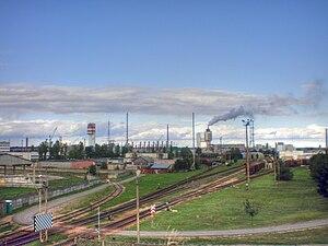 Kaunas County - Image: Achema 001