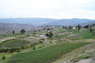 Achocalla Municipality - Achocalla / Achuqalla