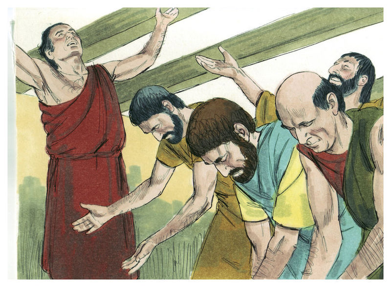 Ficheiro:Acts of the Apostles Chapter 13-3 (Bible Illustrations by Sweet Media).jpg