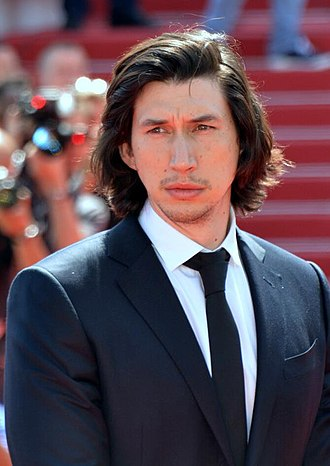 Adam Driver - Driver at the 2016 Cannes Film Festival