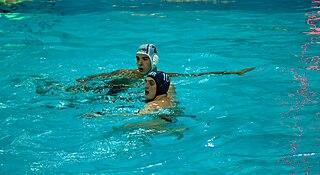 Aleksa Šaponjić Serbian water polo player