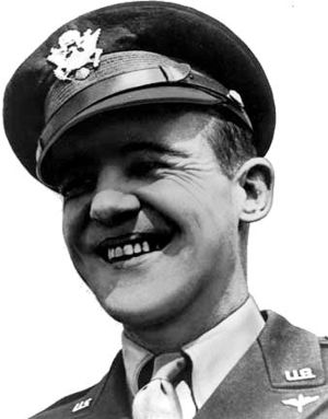 112th Fighter Squadron - Lt. Col. Addison Earl Baker