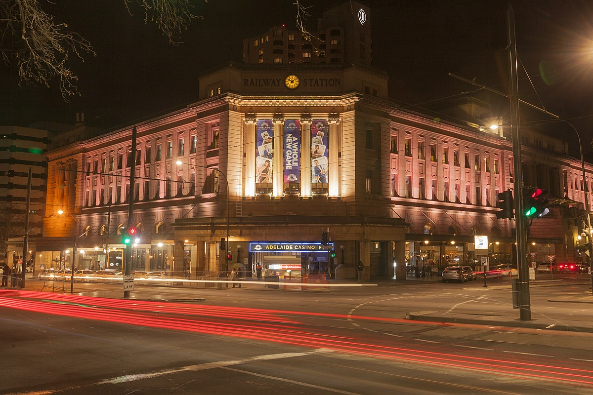 adelaide railway station wikipedia. Black Bedroom Furniture Sets. Home Design Ideas