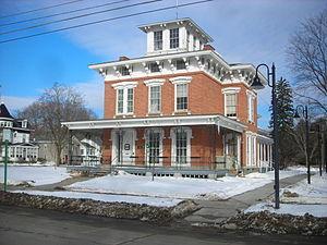 Adon Smith House - Adon Smith House, February 2007