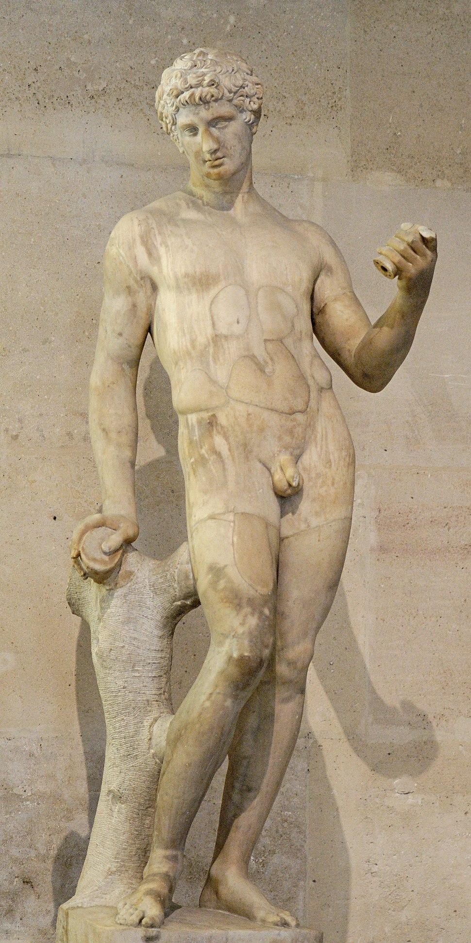 Adonis Mazarin Louvre MR239