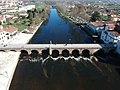 Aerial photograph of Ponte de Trajano (5).jpg