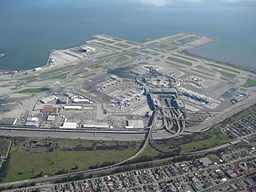 Aerial view of San Francisco International Airport 2010.jpg